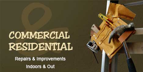commercial residential repairs